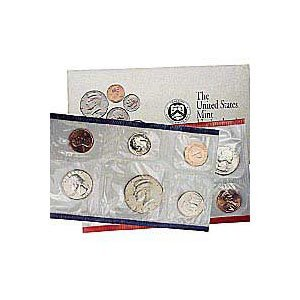Uncirculated Mint Set 1992