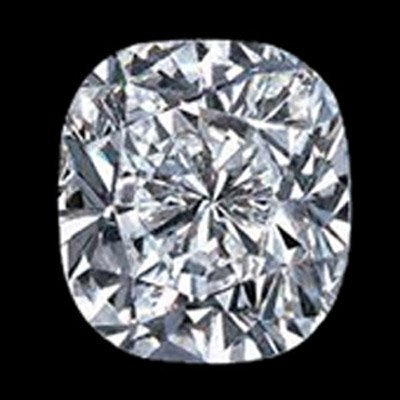 Diamond GIA Cert. Cushion Mod 1.01 ct D VVS2