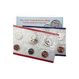 Uncirculated Mint Set 1994