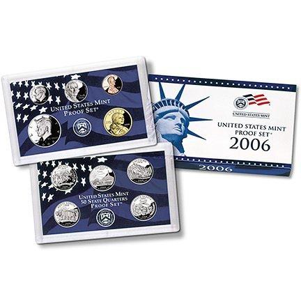 US Proof Set 2006