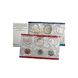 Uncirculated Mint Set 1971
