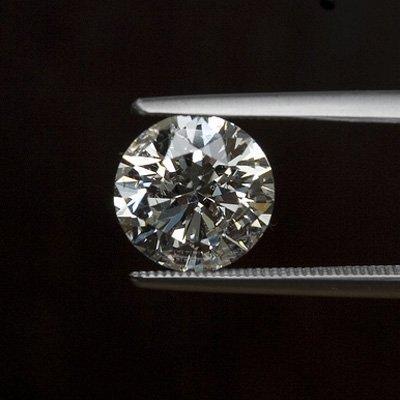 Diamond EGL Cert. Round 2.01 ctw E, SI3