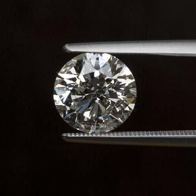 Diamond EGL Certfied Round 0.72 ctw H, SI1