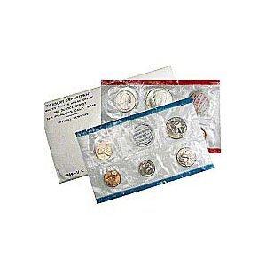 Uncirculated Mint Set 1968