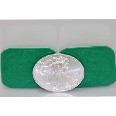 20 Oz Coin Fine Silver Usa One Dollar 2011