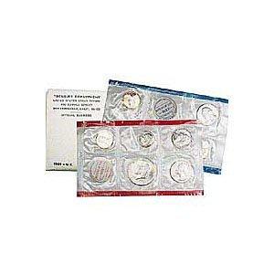 Uncirculated Mint Set 1969