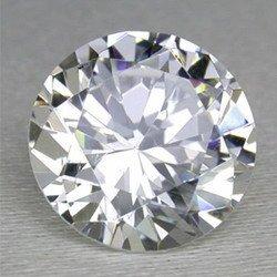 EGL CERT. ROUND DIAMOND 0.57 CTW E/SI2