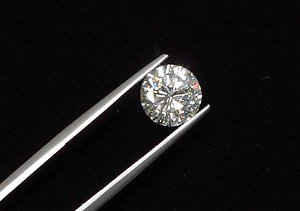 EGL CERT. ROUND DIAMOND 0.7 CTW H/SI1