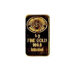 Gold Bars: 5 Gram Gold Bar Random Manufacturer