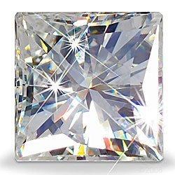 EGL CERT.PRINCESS DIAMOND 0.70 CTW H/VVS2