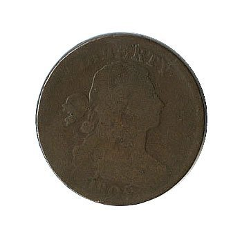 Early Type Large Cent 1800-1807 G-VG