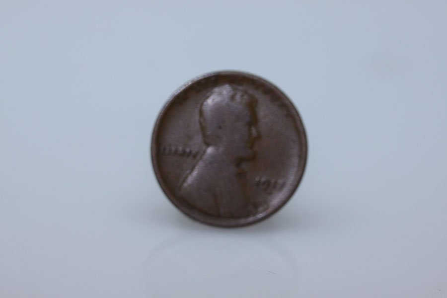 LINCONL CENT G-VG 1917-D
