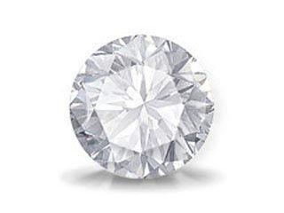 EGL ROUND DIAMOND 1.04 CTW G/SI1