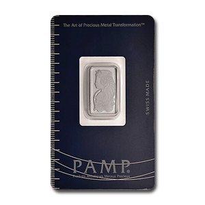 Pamp Suisse 5 Gram Platinum Bar