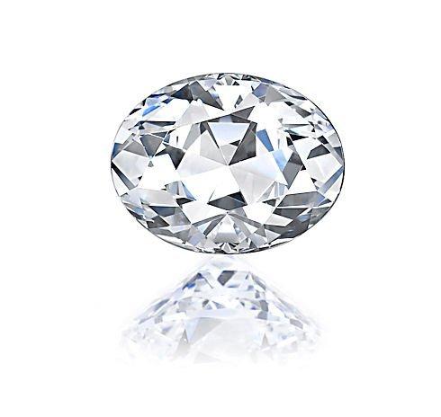 EGL CERT.OVAL DIAMOND 1.03 CTW H/SI1