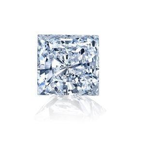 EGL CERT. PRINCESS DIAMOND 0.70 CTW H/VS1