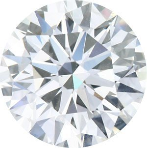EGL ROUND DIAMOND 1.71 CTW D/SI2