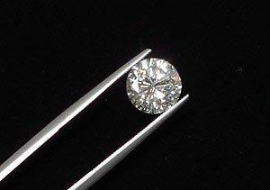 EGL ROUND DIAMOND 1.7 CTW D/SI2