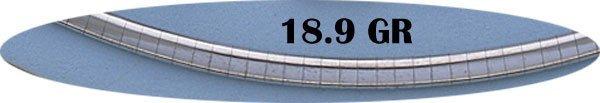 """GENUINE 16"""" 14K ITALIAN OMEGA CHAIN"""