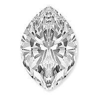 EGL CERT 1.15 CTW MARQUISE DIAMOND I/VS2