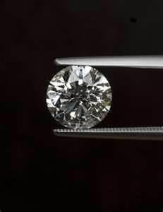 EGL ROUND DIAMOND 0.98 CTW I/VS2
