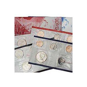 Uncirculated Mint Set 1999