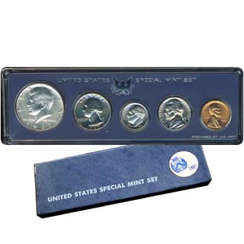 Special Mint Set 1967 SMS