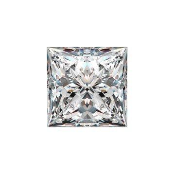 EGL CERT 2.03 CTW PRINCESS DIAMOND H/SI2
