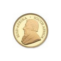 South Africa Krugerrand Half Ounce Gold Coin