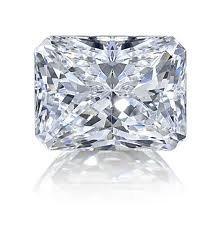 EGL CERT. RADIANT DIAMOND 0.92 CTW G/SI1