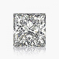 EGL CERT 1.21 CTW PRINCESS DIAMOND H/VVS2