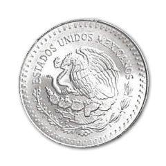 Mexican Silver Libertad 1 Ounce 1989