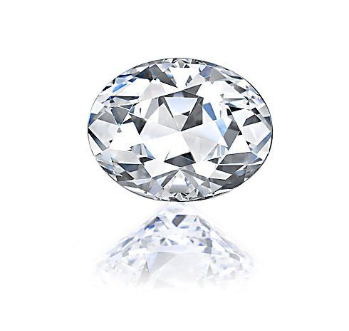 EGL CERT 1.0 CTW OVAL DIAMOND D/SI1