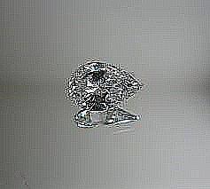 EGL CERT 0.62 CTW PEAR CUT DIAMOND F/SI1