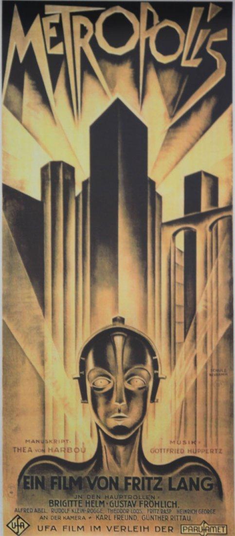 Metropolis Movie