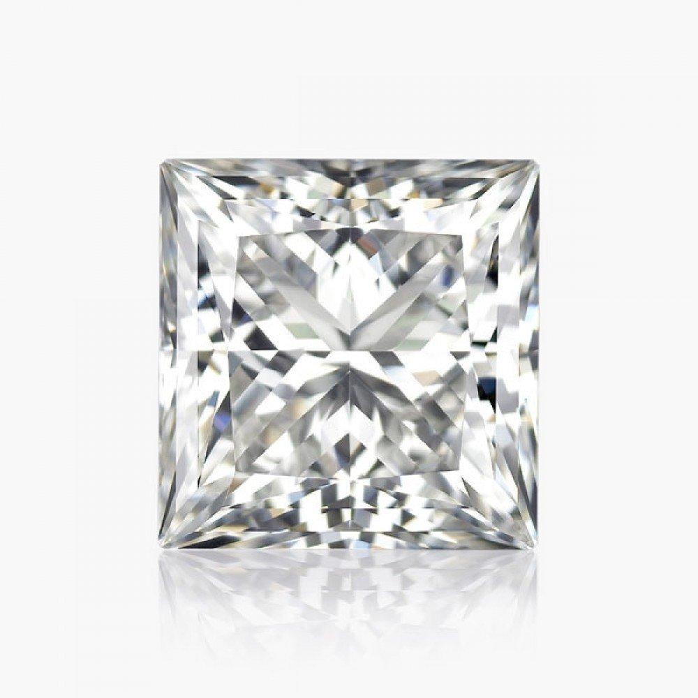 EGL CERT. PRINCESS DIAMOND 1.25 CTW D/SI2