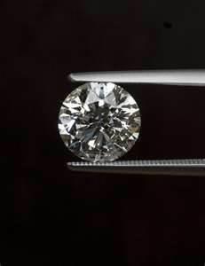EGL ROUND DIAMOND 0.91 CTW H/VS1