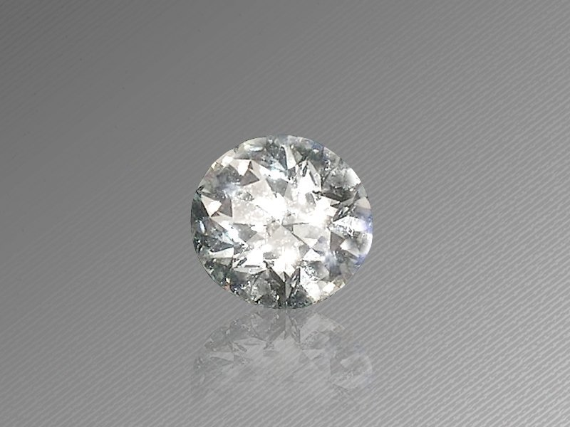 GIA CERT. 1.02 CTW ROUND DIAMOND E/VVS1