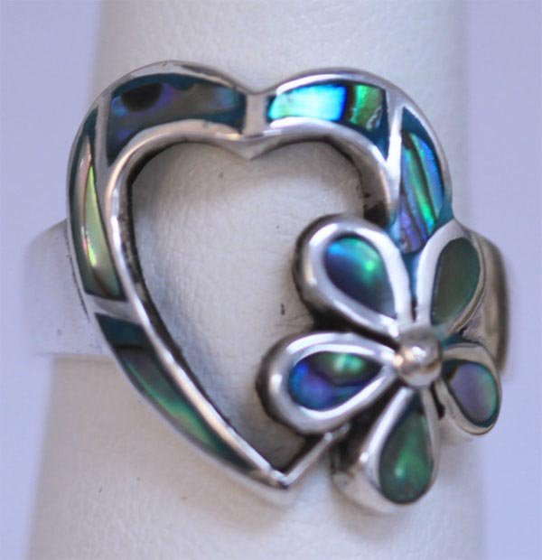 28.50 CTW SEMIPRECIOUS RING .925 STERLING SILVER