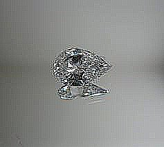 EGL CERT 0.69 CTW PEAR CUT DIAMOND I/VS2