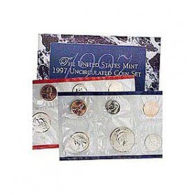 Uncirculated Mint Set 1997
