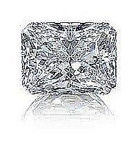 EGL CERT 1.01 CTW RADIANT DIAMOND D/SI2