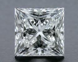 EGL CERT 0.72 CTW PRINCESS DIAMOND H/VVS2