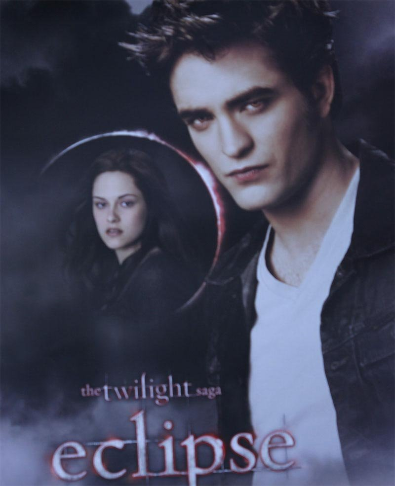 Famous Twilight Movie Edward