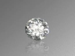 EGL CERT 0.77 CTW ROUND DIAMOND I/SI2