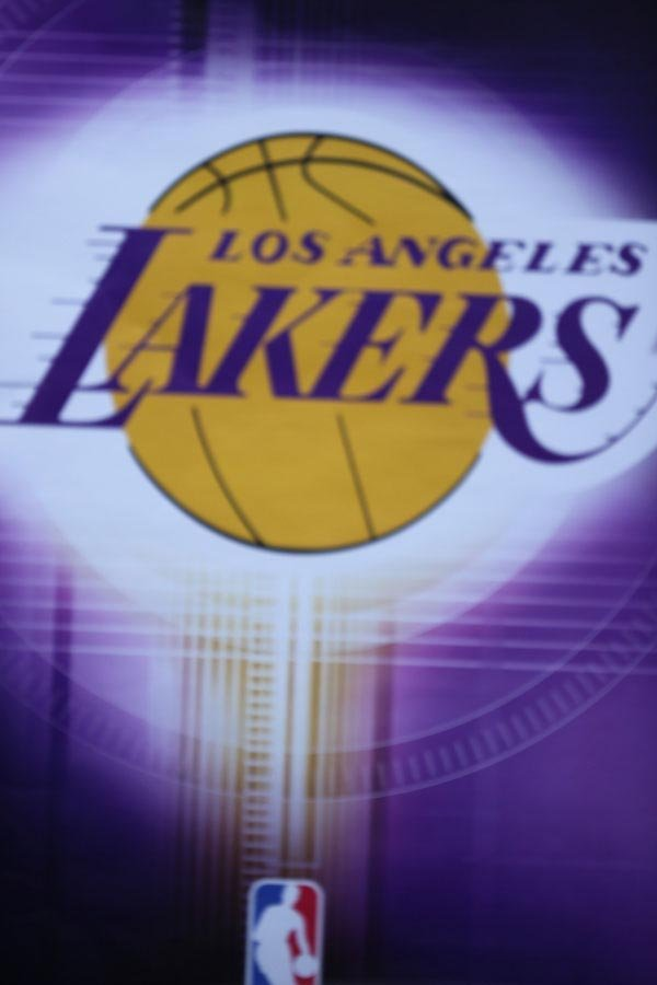 NBA Champions The Lakers