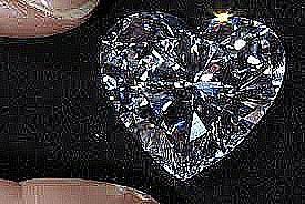 EGL CERT 0.52 CTW HEART DIAMOND G/VS1