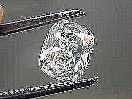 GIA CERT 2.01 CTW CUSHION DIAMOND G/VS1