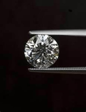 EGL ROUND DIAMOND 1.63 CTW H/SI2