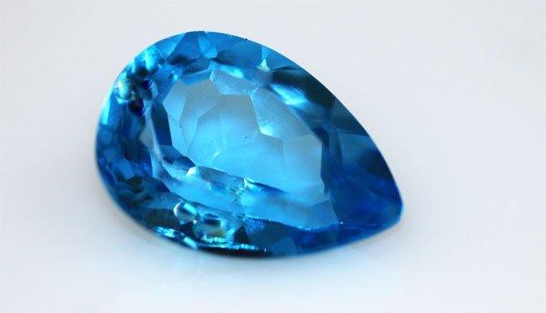 7.57 CTW BLUE TOPAZ PEARCUT 7X10MM (3)